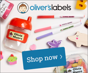 Shop Oliver's Labels