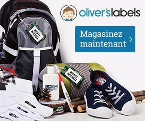 Magasinez chez Oliver's Labels