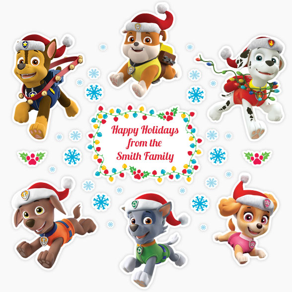 Paw patrol Paw patrol party and Paw patrol christmas t 4a702d64cdd4b
