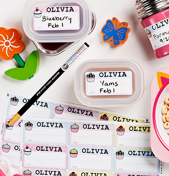Labels For Kids